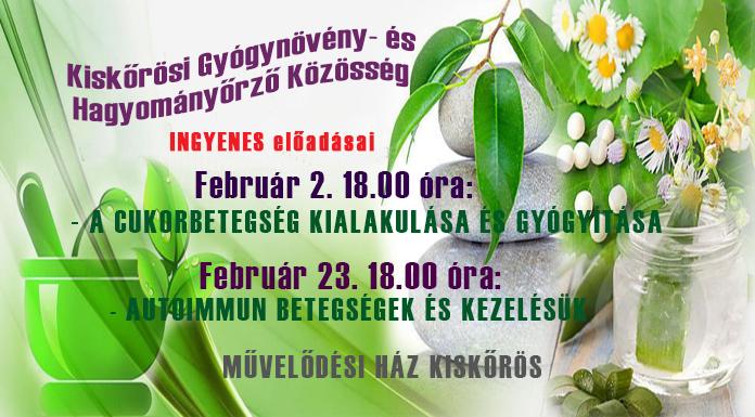 Kiskőrösi Gyógynövény-és Hagyományörző Közösség előadása