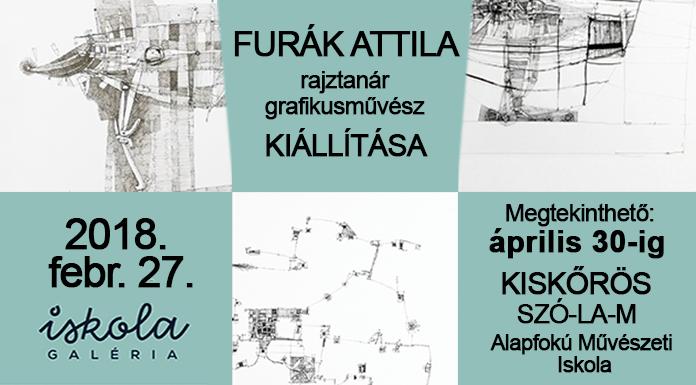 Furák Attila kiállítása