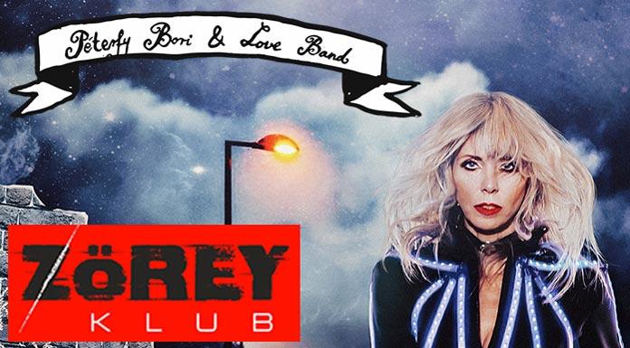 Péterfy Bori & Love Band – Bori X koncert a ZÖREY-ben
