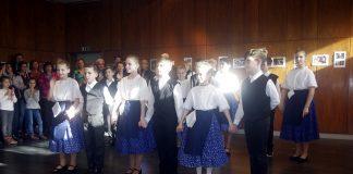 Német műsort adtak elő a kiskőrösi diákok