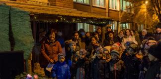 Karácsonyi akadálypálya és megannyi Rudolf a családi napon
