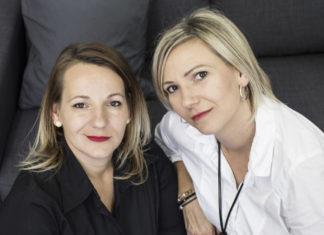 Trenpadlók veztői Anikó és Adrienn