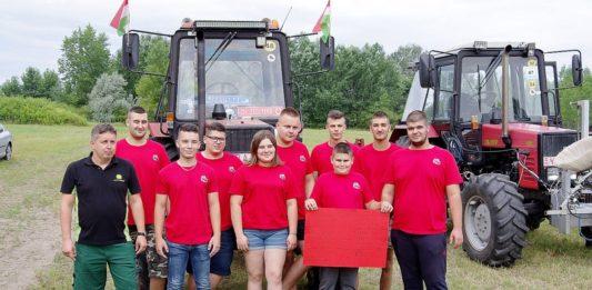Traktoros találkozó volt Soltvadkerten