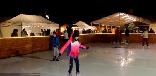 Mindenki számára ingyenesen használható korcsolyapálya épült Soltvadkerten