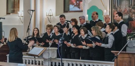 Adventi kórustalálkozó az evangélikus templomban