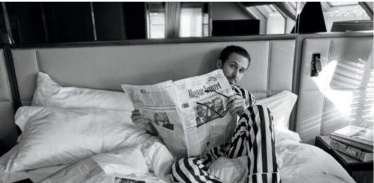 Ryan Gosling váratlan utazása