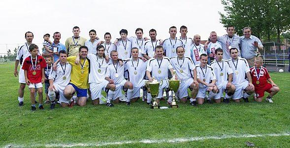Tíz éve nyert megyei kupát a Kiskőrösi LC