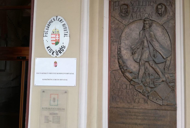 Jövő héttől általános ügyfélfogadási rend szerint működik a Kiskőrösi Polgármesteri Hivatal