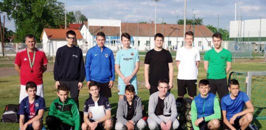Minden korosztályban edzenek a kiskőrösi labdarúgók