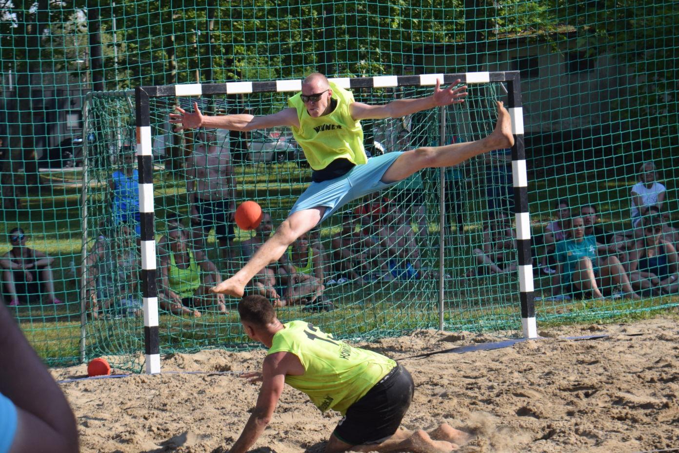Nagy sikert aratott a hetedik KuPi Amatőr Strandkézilabda Kupa