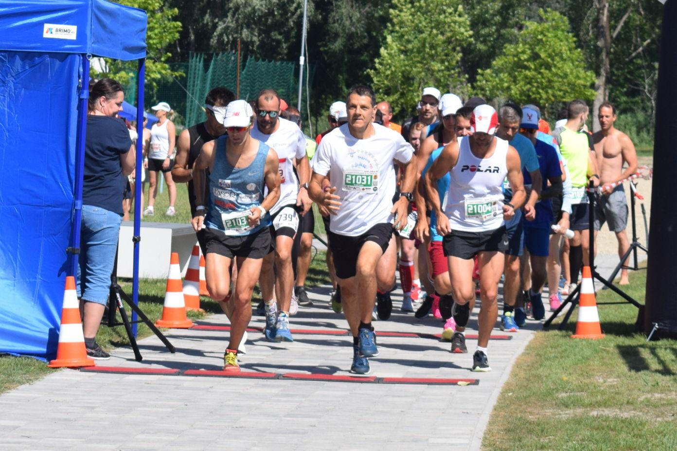 Több százan álltak rajthoz a II. Vadkerti-tó Futóverseny és Multisport napon