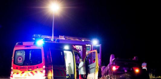 Meghalt egy férfi Bócsa közelében, ittas sofőr okozta a balesetet