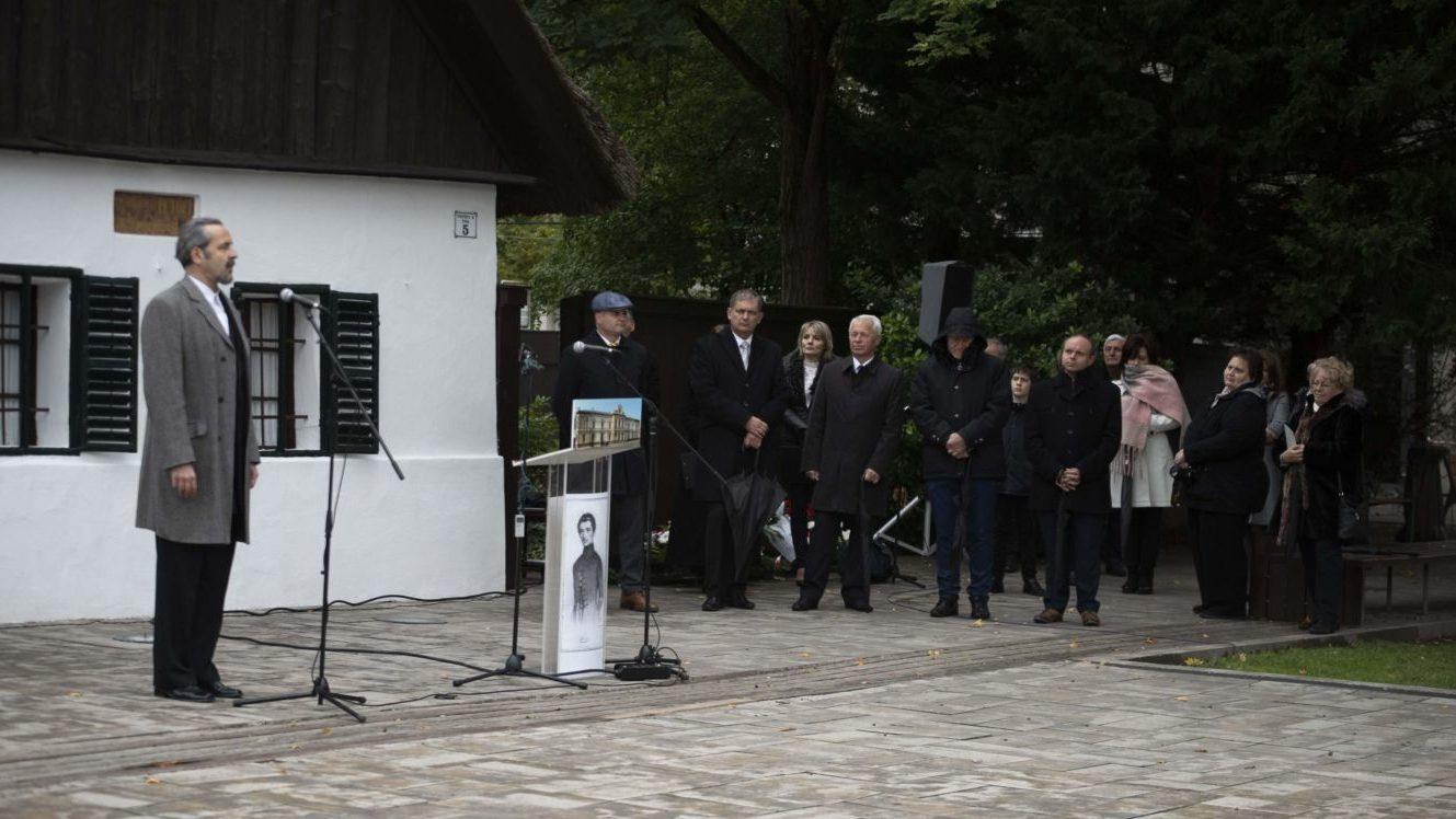 A Szülőház megnyitásának 140. évfordulójára emlékezett a város – megalakult a Kiskőrös Petőfi 200 Emlékbizottság