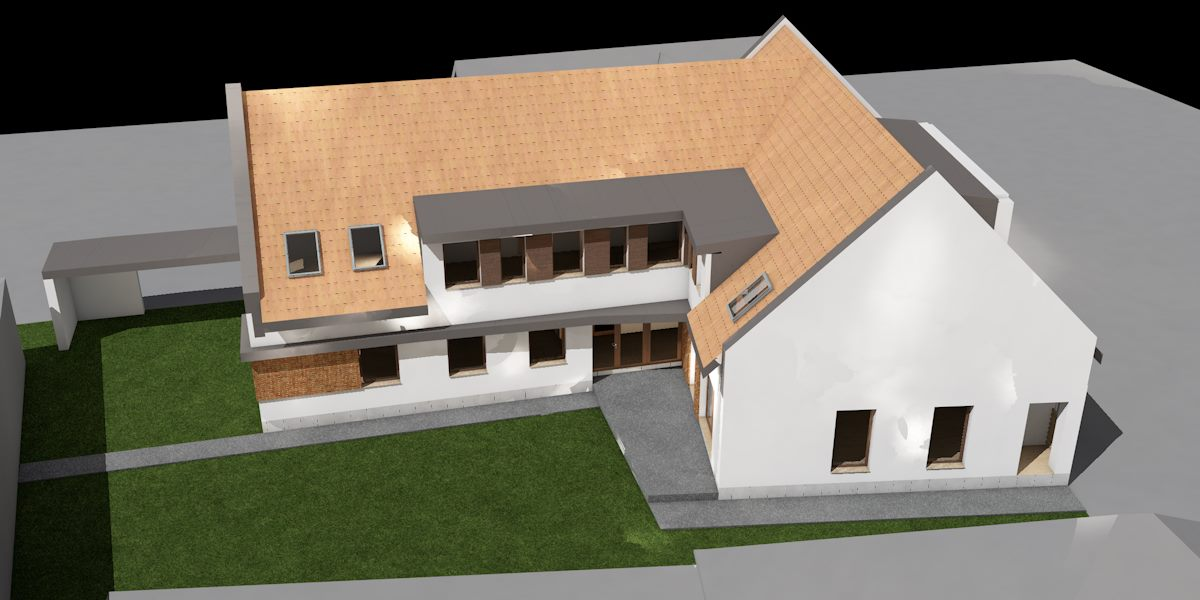 Új épülettel bővül a Rákóczi utca 12. szám alatt működő Sorsok Háza