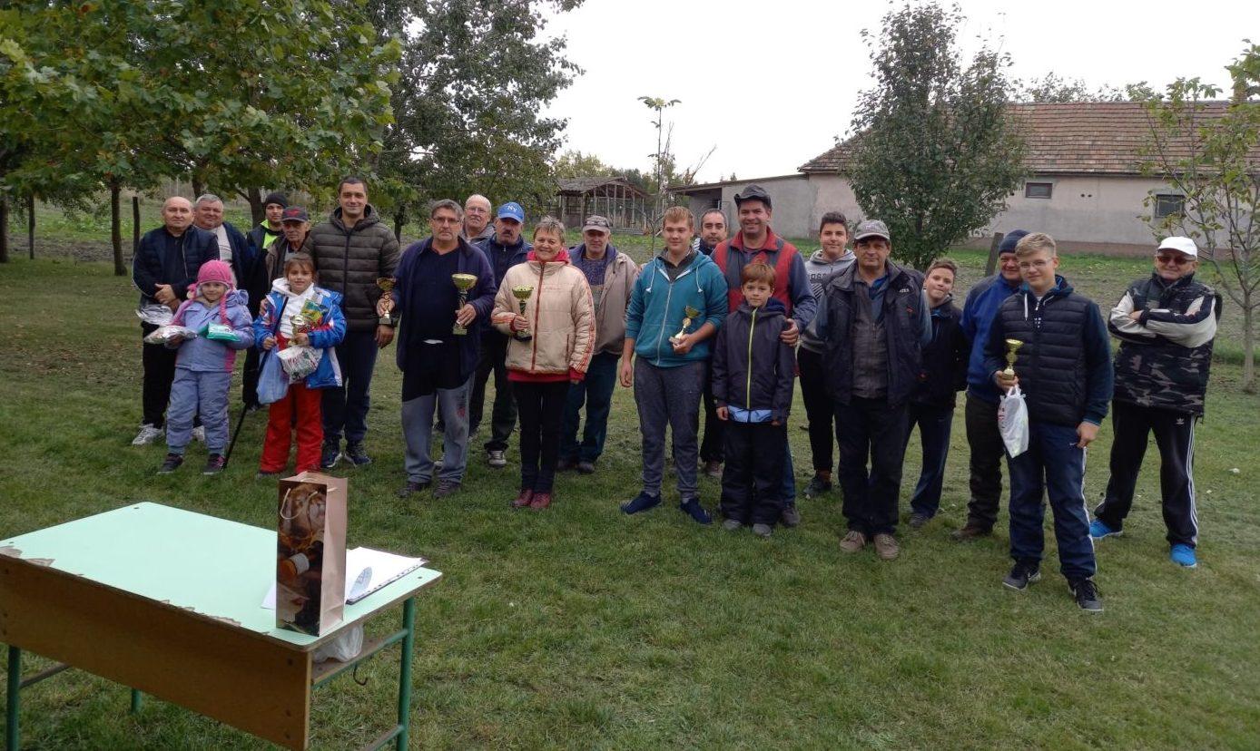 Az Akasztói Sporthorgász Egyesület taglétszámot tekintve, Bács-Kiskun megyében a legjobbak között szerepel