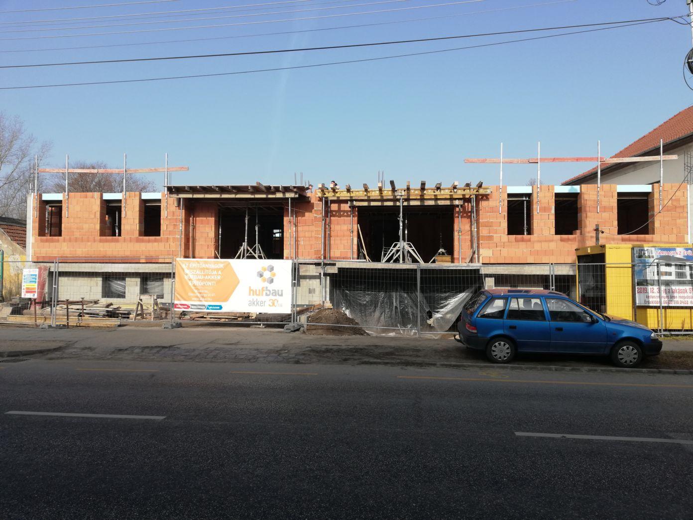 Idén tovább emelkednek az építőipari alapanyagárak – építőipari helyzetjelentés 2.