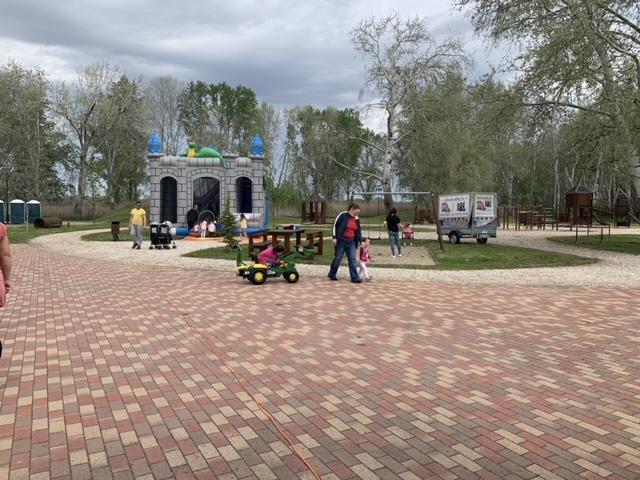 A Vadkerti-tó Élménypark megnyitotta kapuit