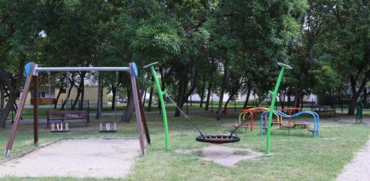 Felülvizsgálták a kiskőrösi játszótereket és fitness parkokat