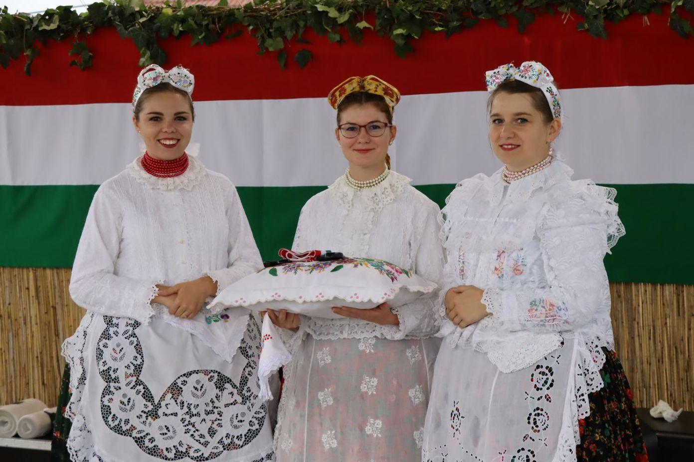 Szüret-elő és Falunapot rendeztek Kaskantyún